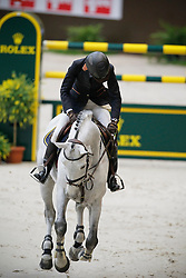 Diniz Luciana Diniz (POR) - Winningmood<br /> Rolex FEI World Cup Final - Geneve 2010<br /> © Dirk Caremans