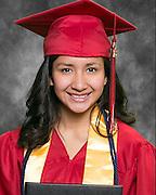 East Early College High School 2016 co-valedictorian Mirayda Martinez.