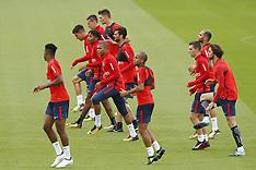 PSG Training - 06 September 2017