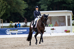 ROCKXYde Helgstrand Marianne, DEN, Elverhoesj Raccolto<br /> World Championship Young Horses Verden 2021<br /> © Hippo Foto - Dirk Caremans<br />  29/08/2021
