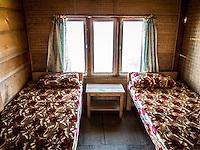 Lodge at Bayli Kharka, Nepal.