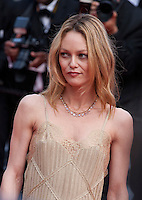 Actress and singer Vanessa Paradis at the gala screening for the film The Unknown Girl (La Fille Inconnue) at the 69th Cannes Film Festival, Wednesday 18th May 2016, Cannes, France. Photography: Doreen Kennedy