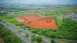 Terreno onde será construido a loja da Havan em Porto Alegre.  FOTO: Jefferson Bernardes/ Agência Preview