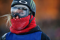 Snowboard , X-Games Oslo <br /> 27. Februar 2016  , 20160226<br /> Snowboard, Big Air Tøyen<br /> Jamie Anderson <br /> Foto: Sjur Stølen / Digitalsport