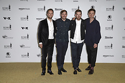 April 12, 2018 - Berlin, Germany - Revolverheld.Echo Pop Verleihung, Berlin, Germany - 11 Apr 2018.Credit: MichaelTimm/face to face (Credit Image: © face to face via ZUMA Press)