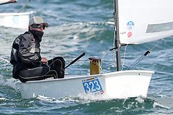 , Helgoland - 14. OPTI - IDJÜM - 23.07. - 06.08.2016, Opti A - FRA 2161 - Faure, Maxime - Yachting Club de la Point Rouge