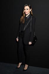 Elodie Bouchez attends the Saint Laurent show as part of the Paris Fashion Week Womenswear Fall/Winter 2019/2020 on February 26, 2019 in Paris, France. Photo by Laurent Zabulon/ABACAPRESS.COM
