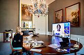 Koningin Maxima houdt virtuele openingstoespraak bij ASEAN Women
