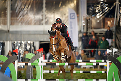 Gaudiano Emanuele, ITA, Chalou<br /> Prijs Seacoast CSI5*<br /> Jumping Antwerpen 2017<br /> © Hippo Foto - Dirk Caremans<br /> 19/04/2017