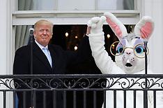 Annual White House Easter Egg Roll - 1 April 2018
