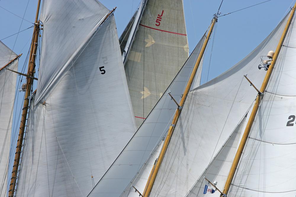 Antigua Classic Yacht Regatta 2006<br /> © Daniel Forster