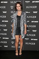 Billie JD Porter, Hunger Magazine: Issue 7 - launch party, Annroy Gallery, London UK, 12 September 2014, Photo by Richard Goldschmidt