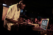 Pete Rock at BlackSmith Music Presents Talib Kweli, Pete Rock, & Smif n Wesson(Buck Shot & Stelle) at The American Museum of Natural History on June 27, 2008..BlackSmith Music comes out swinging with ground breaking HipHop Concert series at the world reknowned The Museum of Natural History.Blacksmith Music Corp established in 2006 as a label to combat the norm, the norms being mainstream music as well as underground. As those segments of music attack each other over what quality music should be, Blacksmith shows the world what quality music is. It?s opening roster of artists, Talib Kweli, Jean Grae, and Strong Arm Steady.