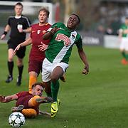 20161123 Calcio, Uefa Youth League : As Roma vs Cork City FC