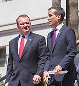 LA Mayor Eric Garcetti endorses Jim McDonnell for LA County Sheriff
