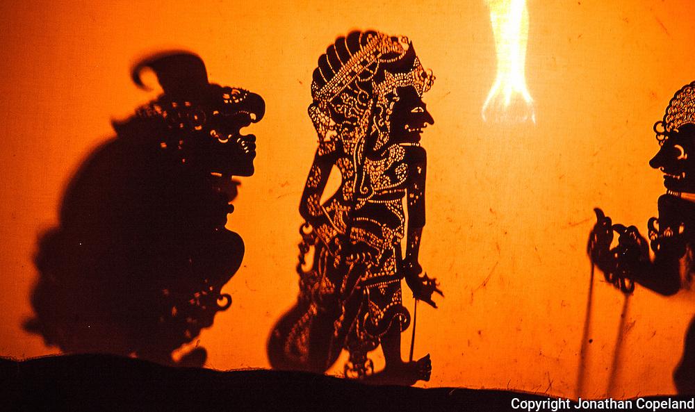 Balinese Shadow Puppet