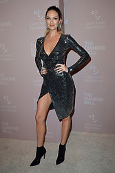 September 13, 2018 - New York, NY, USA - September 13, 2018  New York City..Candice Swanepoel attending the 4th Annual Clara Lionel Foundation Diamond Ball on September 13, 2018 in New York City. (Credit Image: © Kristin Callahan/Ace Pictures via ZUMA Press)