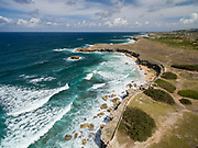St. Lucy Coastline east of North Polnt, Barbados