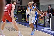 DESCRIZIONE : Eurolega Euroleague 2015/16 Group D Dinamo Banco di Sardegna Sassari - Brose Basket Bamberg<br /> GIOCATORE : David Logan<br /> CATEGORIA : Palleggio<br /> SQUADRA : Dinamo Banco di Sardegna Sassari<br /> EVENTO : Eurolega Euroleague 2015/2016<br /> GARA : Dinamo Banco di Sardegna Sassari - Brose Basket Bamberg<br /> DATA : 13/11/2015<br /> SPORT : Pallacanestro <br /> AUTORE : Agenzia Ciamillo-Castoria/L.Canu