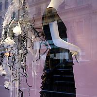 Bergdorf Goodman spring, black cocktail dress