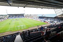 Stark's Park, home to Raith Rovers FC since 1891..Raith Rovers 1 v 0 Falkirk, 6th August 2011..©Pic : Michael Schofield.