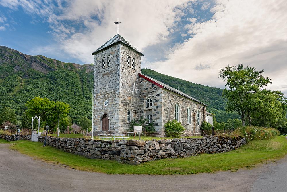 Steigen kirke er en gammel steinkirke i Steigen kommune og sogn i Salten prosti, Nordland.