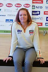 Marusa Ferk of Slovenian Alpine Ski Team before new season 2008/2009, on Septembra 25, 2008, Ljubljana, Slovenia. (Photo by Vid Ponikvar / Sportal Images)