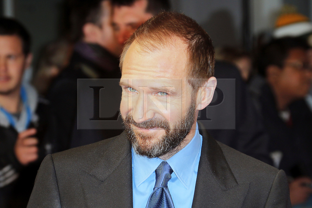 © London News Pictures. Ralph Fiennes, The Invisible Woman - UK film premiere, Odeon Kensington High Street, London UK, 27 January 2014. Photo credit: Richard Goldschmidt/LNP