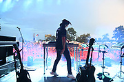 MANCHESTER, TN - JUNE 10: Gryffin performs onstage at The Other Tent during day 4 of the 2018 Bonnaroo Arts And Music Festival on June 10, 2018 in Manchester, Tennessee.