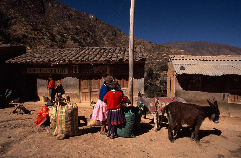 Peru<br /> Photo : copyright Steve Morgan