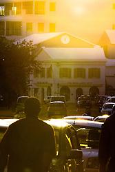 Downtown Hamilton, Bermuda. Argo Group Gold Cup 2010. Hamilton, Bermuda. 9 October 2010. Photo: Subzero Images/WMRT