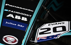 April 28, 2018 - Paris, France - Illustration Mitch Evans ( Team PANASONIC JAGUAR RACING ) - Voiture (Credit Image: © Panoramic via ZUMA Press)