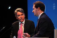 .Institute of Directors Annual Convention 2010..George Osborne speaking at the convention...