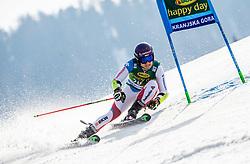 NOGER Cedric of Switzerland competes during the Audi FIS Alpine Ski World Cup Men's Giant Slalom 58th Vitranc Cup 2019 on March 9, 2019 in Podkoren, Kranjska Gora, Slovenia. Photo by Matic Ritonja / Sportida