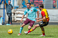 Hearts Michael Smith during the Pre-Season Friendly match between Partick Thistle and Heart of Midlothian at Central Park Stadium, Cowdenbeathl, Scotland on 8 July 2018. Picture by Malcolm Mackenzie.