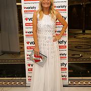 London, UK, 8th June 2017. Gaby Roslin hosts the Variety's 15th Gastronomic Evening is a Children Charity at The Dorchester, 55 Park Lane, London. by See Li