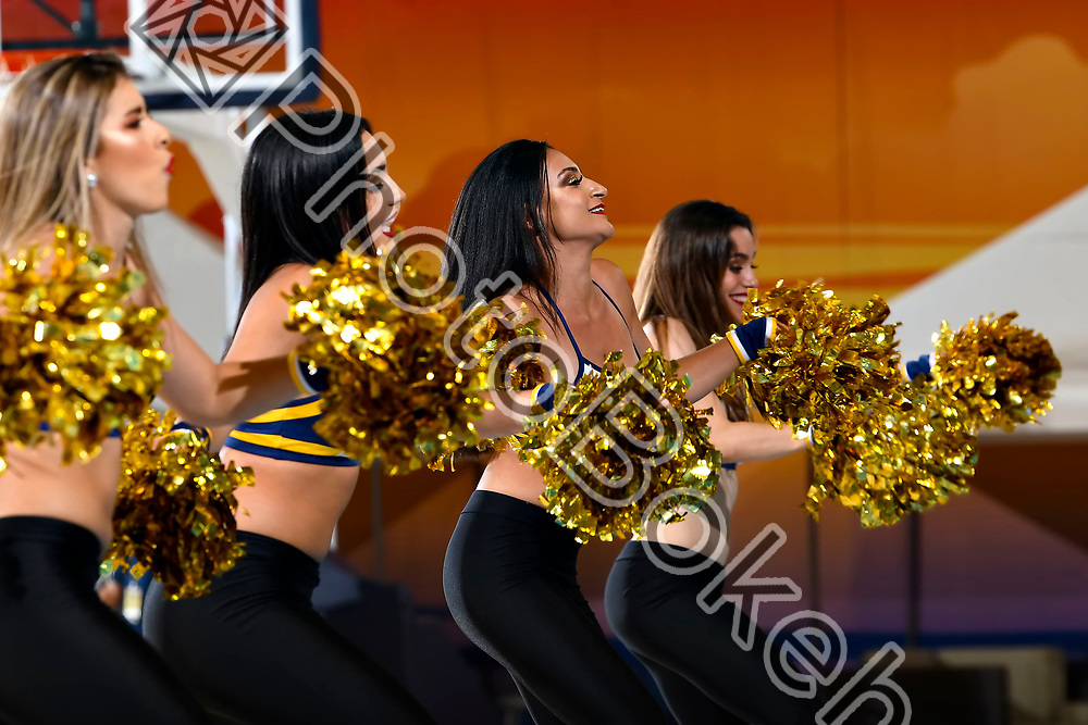 2018 November 13 - FIU Golden Dazzlers at the Ocean Bank Convocation Center, Miami, Florida. (Photo by: Alex J. Hernandez / photobokeh.com) This image is copyright by PhotoBokeh.com and may not be reproduced or retransmitted without express written consent of PhotoBokeh.com. ©2018 PhotoBokeh.com - All Rights Reserved