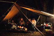 Duck Camp Saturday, Oct. 20, 2012, in Au Gres, Michigan..Photo by Scott Morgan 2012