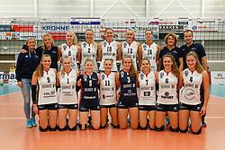 20181024 NED: CL, Sliedrecht Sport - Allianz MTV Stuttgart, Sliedrecht<br />Team Sliedrecht Sport<br />©2018-FotoHoogendoorn.nl / Pim Waslander