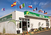 Aloe vera factory shop, Oliva, Fuerteventura, Canary Islands, Spain