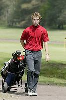 ARNHEM - Jurrian van der Vaart.    Voorjaarswedstrijden Golf heren op de Rosendaelsche Golfclub COPYRIGHT KOEN SUYK