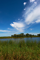 Midwest Summer Sky Panorama. Rest Area along Interstate 29 in South Dakota. Image 6 of 9 taken with a Nikon D3x and 24 mm f/1.4G lens (ISO 100, 24 mm, f/11, 1/800 sec).