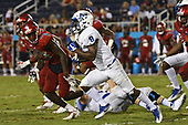 Middle Tennessee State @ FAU 9/30/17