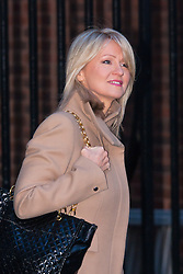 Downing Street, London, January 20th 2015. Ministers attend the weekly cabinet meeting at Downing Street. PICTURED: Esther McVey MP, Minister of State for Employment