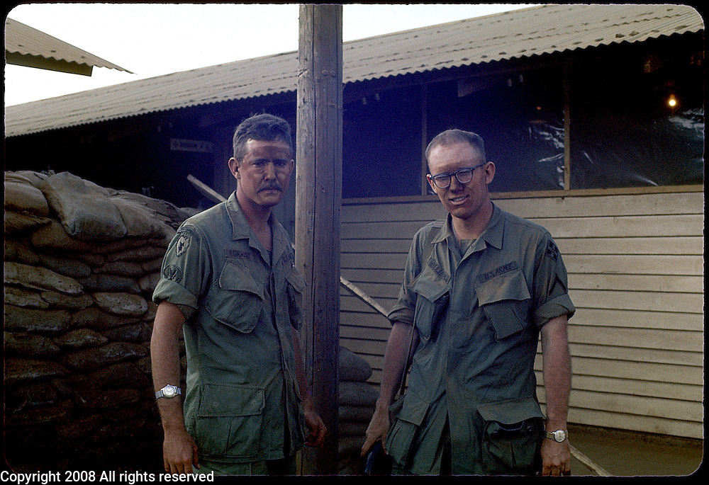 Personal photographs of the activities of the 4th Infantry Division photographed by Mike Rodgers/124th Signal Battalion, 4th Infantry.