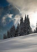 Postkarte A6: Eiger, Grindelwald (8581)
