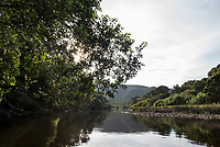 Tranquil Groot River, Garden Route National Park, South Africa