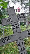 Cmentarz staroobrzedowców w Wojnowie