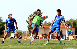 Ellis Harrison of Bristol Rovers in action as Bristol Rovers train on their first day in Portugal - Mandatory by-line: Robbie Stephenson/JMP - 18/07/2017 - FOOTBALL - Colina Verde Golf & Sports Resort - Moncarapacho, England - Sky Bet League One
