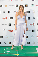 """Georgie Clarke at the """"Break"""" Drive-In World Premiere at Brent Cross Shopping Centre in London"""